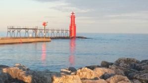 Algoma  Wisconsin Lighthouse