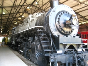Train Green bay test